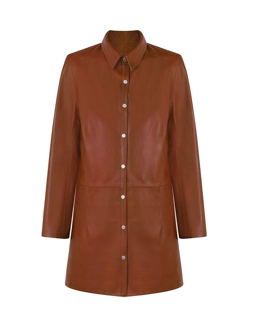 Camisa Napa Catherine Cognac