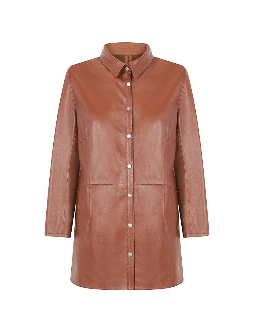 Camisa Napa Catherine Cognac.1