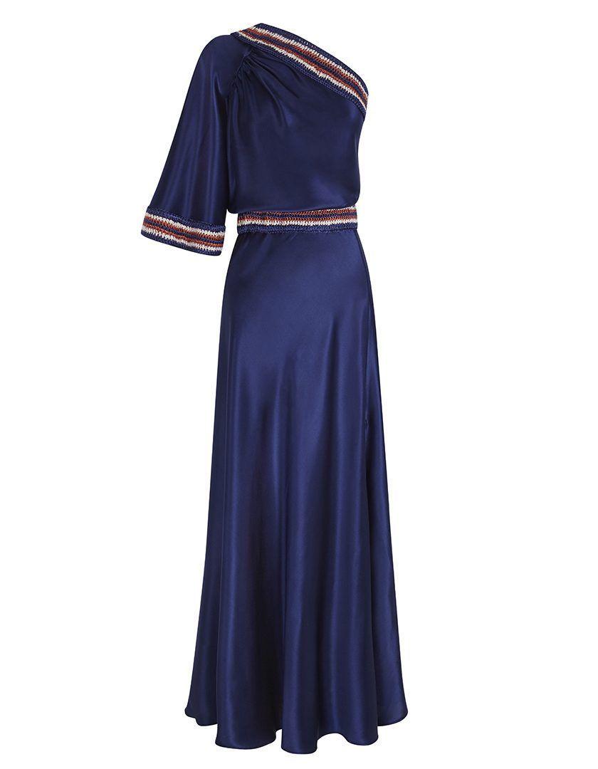 Vestido Cairo Blue -1
