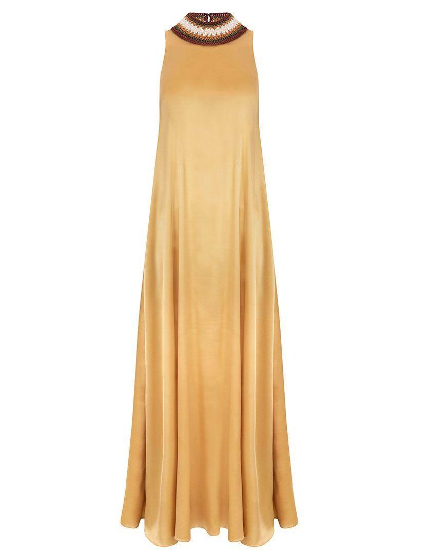 Vestido Kom Champagne -1