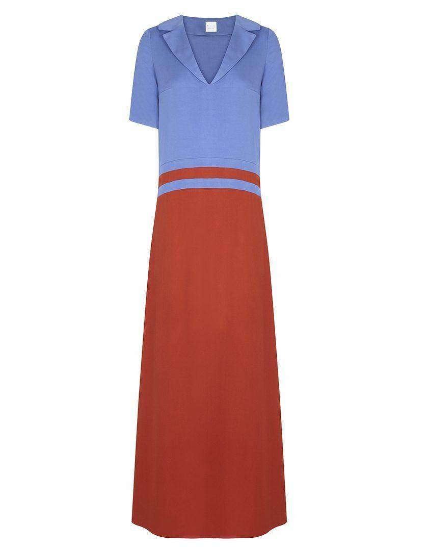 Vestido Lara Azul Rojo (2)