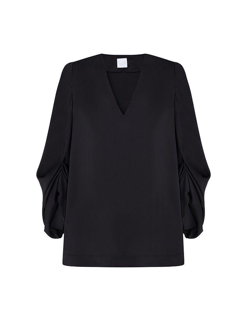 Camisa Gala Negra-1