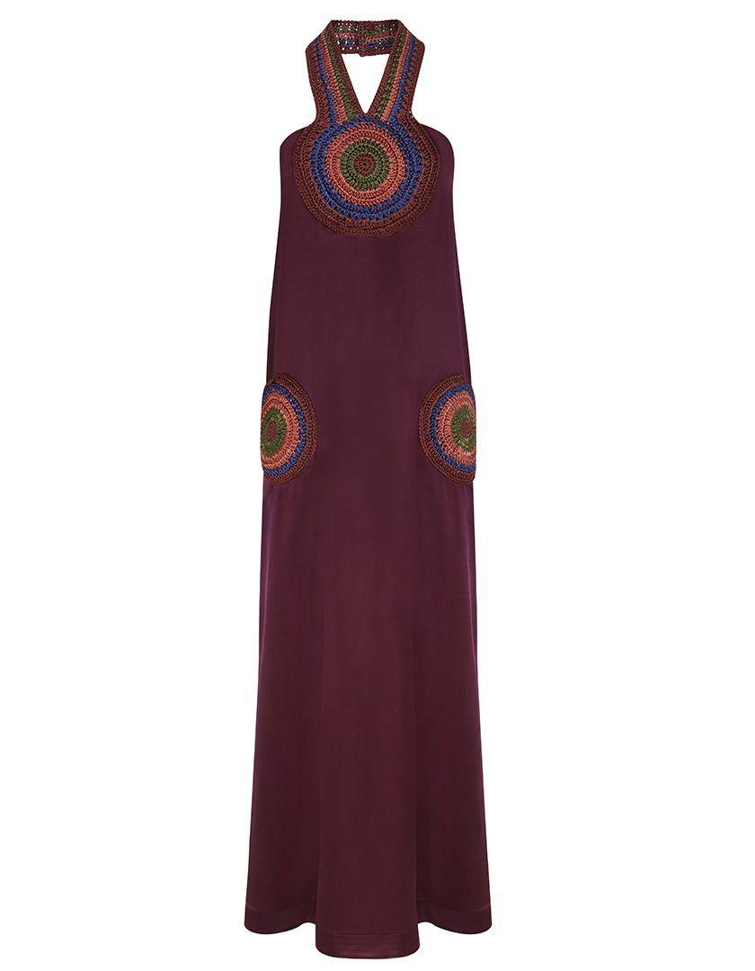 Vestido Rosetta Burdeos-1